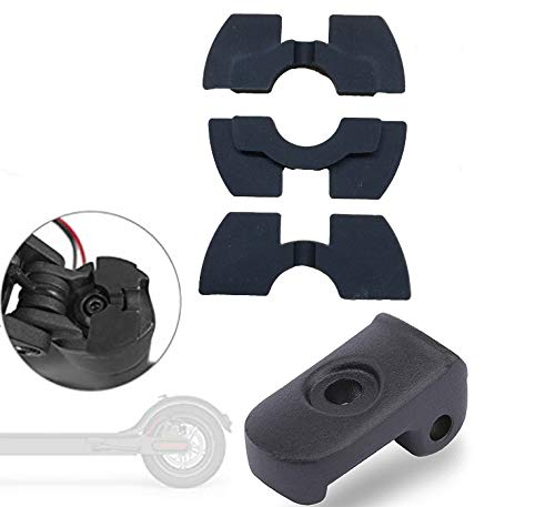 FEC Damping Rubbers & Buckle Alloy Front Folding Hook Replacement for Xiaomi Mijia M365 Electric Scooter, Ninebot by Segway E-Scooter(4 Pcs )