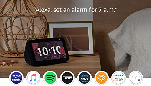 Introducing Echo Show 5 – Compact smart display with Alexa 8