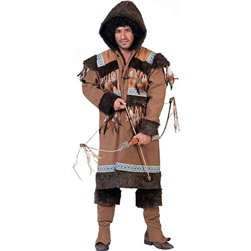 Generique - Eskimo-Kostüm für Herren