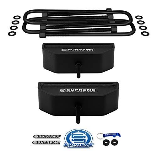 Supreme Suspensions - Front Lift Blocks for 1980-2004 Ford F250 / F350 Super...