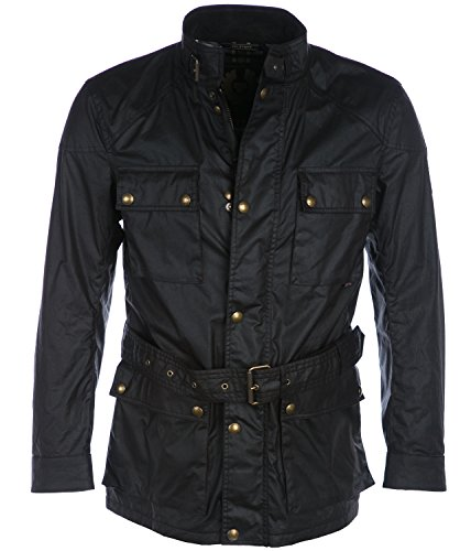 Belstaff Roadmaster FC Jacket Black-54