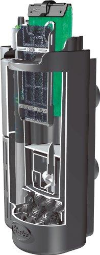 Tetra EasyCrystal Filter Box 300 Aquarium-Innenfilter (mit Heizerfach für kristallklares gesundes Wasser, einfache Pflege, keine nassen Hände beim Filterwechsel, intensive mechanische biologische chemische Filterung), geeignet für Aquarien von 40 bis 60 Liter - 3