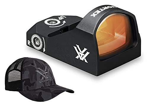 Vortex Optics Viper Red Dot Sight - 6 MOA Dot Baseball Hat