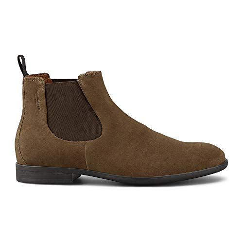 Vagabond Herren Harvey Chelsea Boots, Beige (Taupe 05), 43 EU