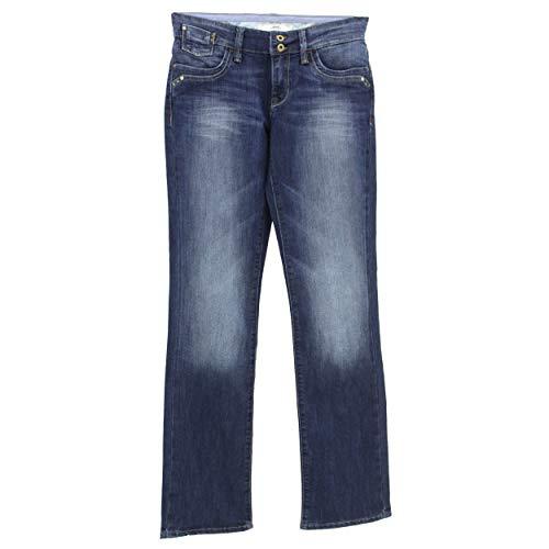Mavi, Mona, Damen Damen Jeans Hose Stretchdenim Dark Uptown Soho W 27 L 32 [17777]