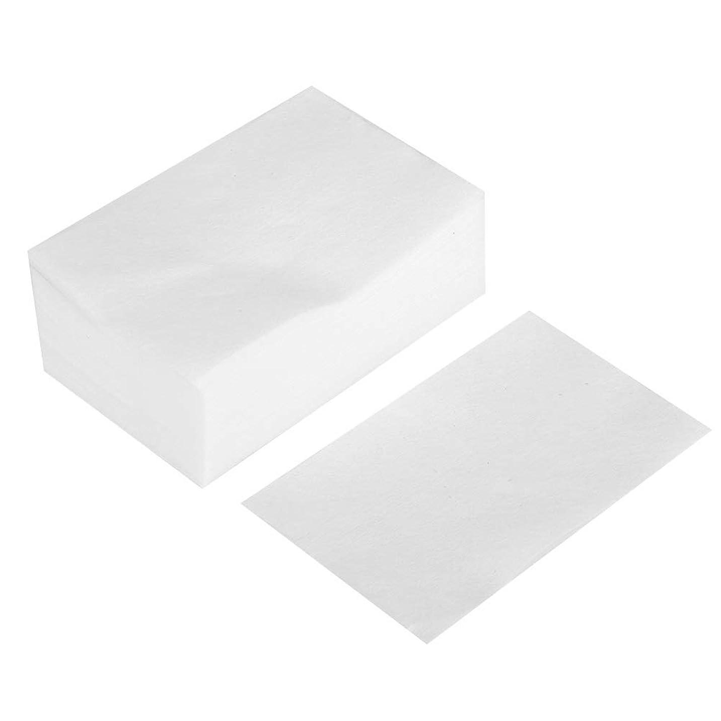 清める意志アプローチメイク落とし - 100個/箱使い捨てメイクアップコットンパッド化粧品リムーバークリーニングワイプ