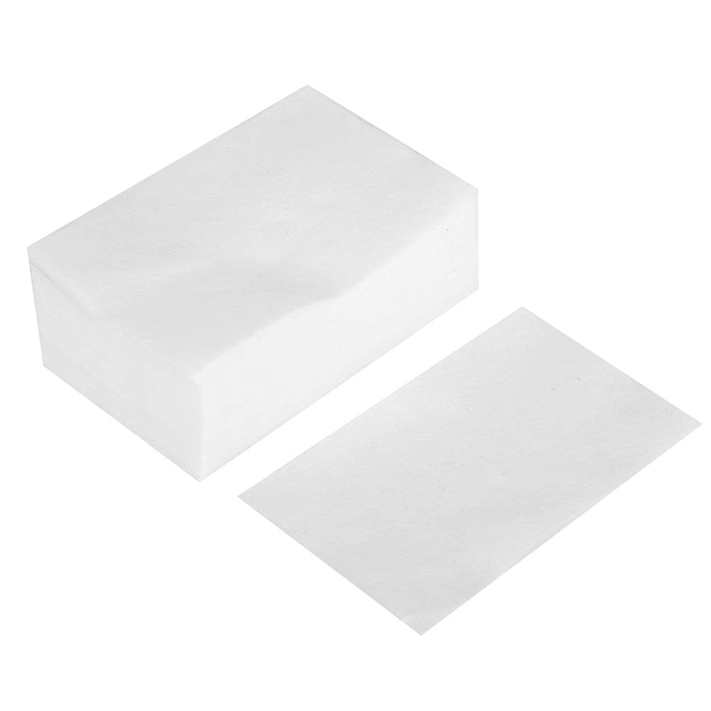 マウントバンクデザイナープーノメイク落とし - 100個/箱使い捨てメイクアップコットンパッド化粧品リムーバークリーニングワイプ