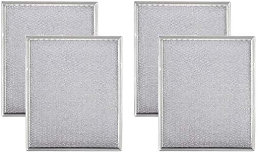 Nispira Replacement Aluminum Grease Filter Compatible with Broan NuTone NY...