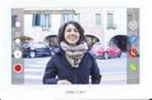 Bpt Xts - Videoportero 7Ip WH,