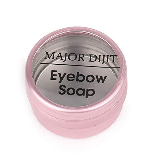 Crema de maquillaje para cejas cosméticos, crema natural para cejas, jabón, estilo transparente de larga duración
