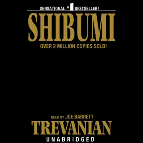 Shibumi  audiobook cover art