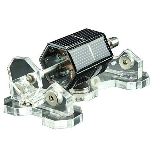 MKULOUS Elektrisches Experiment Solar Magnetic Suspension Motor, Mendocino Motor Physikalisches Experiment Zum Intelligenz Entwickeln