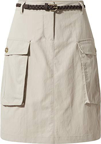 Craghoppers NosiLife Savannah Skirt Women - Damen Trekking Rock