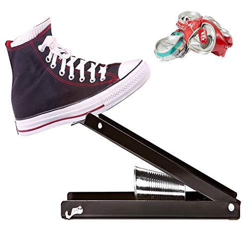 Pedal Can Crusher Dosenpresse Prämie Schwer Pflicht 16 Unzen Aluminium Trinken Zinn Können Küche Recyceln Werkzeug recyceln und Wiederverwendung