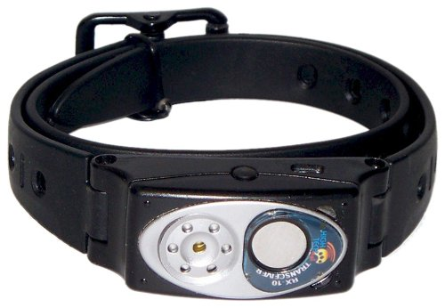 High Tech Pet Humane Contain RX-10 Multi-function Collar for X-10 Dog Fence System