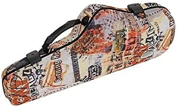 Jakob Winter JW 51092 OR Wave GreenLine Alto Saxophone Sax Case, ORANGE