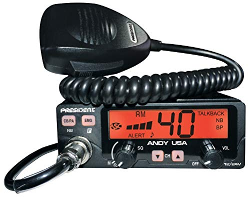 best cb radio for jeep president