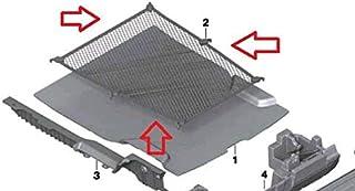 vidaXL Filet pour Remorque Filet de Couverture Filet de Protection dArrimage Filet de Cargaison Plateforme de Camionnette Galerie de Toit PEHD 2,5x4,5 m