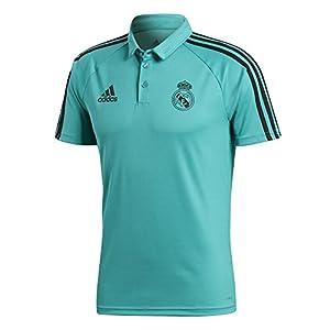 adidas Polo Real Madrid -Azul- 2013-14: Amazon.es: Deportes y aire ...