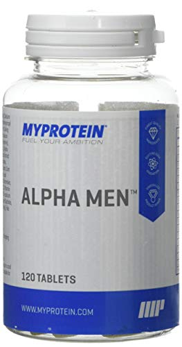 MyProtein Alpha Men hard pills - Pack of 120