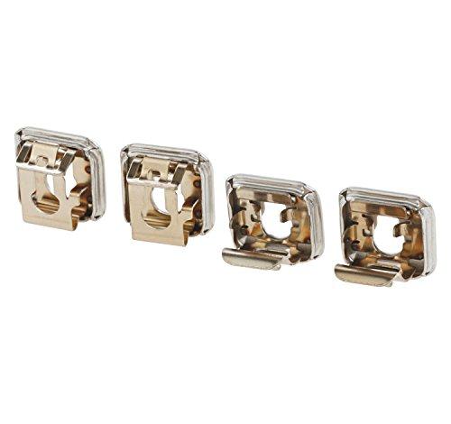 Set de 4 casquillos universales para hornos con o sin pirolisis Bosch, Siemens, Balay, Neff y Gaggenau