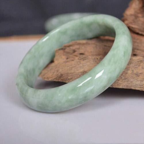 Yarmy Jade Armband,Natürliche A Waren Guizhou Cui Armband Smaragd-Jadearmband der Frauen