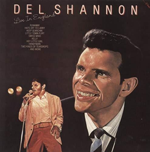 Del Shannon - Live In England - Fame - FA 3020, Liberty - FA 3020