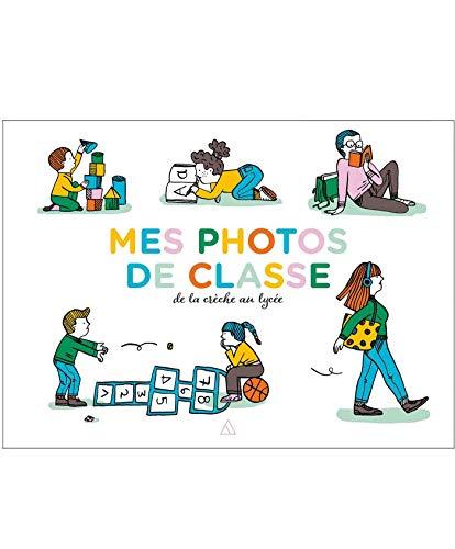 Photos de classe - de la crèche au lycée