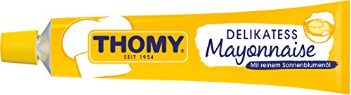 Thomy Delikatess Mayonnaise, 15er Pack (15 x 100 ml)