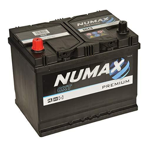 Numax Premium 069 Batterie Voitures, 12V 70Ah 700 Amps (En)