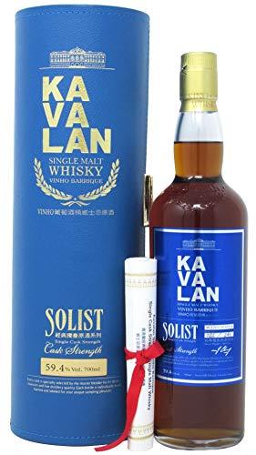 Kavalan - Solist Vinho Barrique Single Cask - Whisky