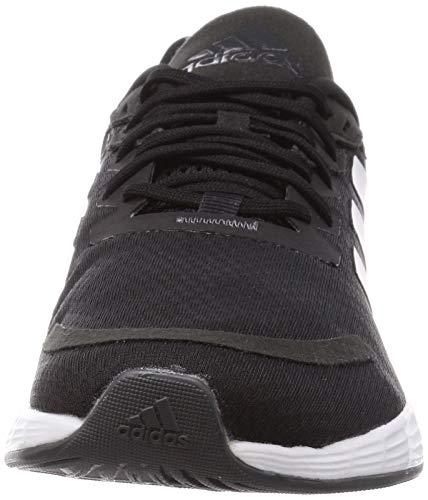 adidas Duramo SL, Sneaker Hombre, Core Black/Footwear White/Grey, 44 2/3 EU