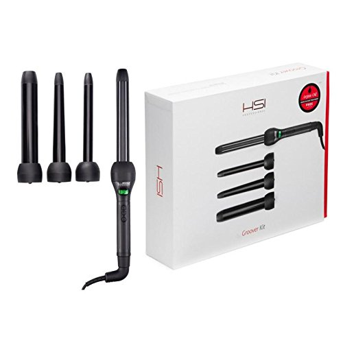 HSI Professional Curling Iron Set