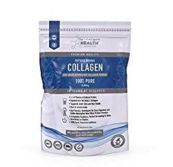 BOVINE COLLAGEN: Our 100% pure collagen protein powder is made from 100% grass fed collagen peptides from pasture raised cattle. Helps muscle recovery, gut health, digestion & more FOR HEALTHY SKIN, JOINTS & BONES: This collagen peptides powder assis...