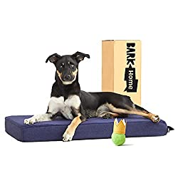 BarkBox Memory Foam Platform Pillow