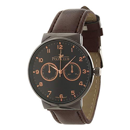 Reloj Polo Club 3022 B Brown
