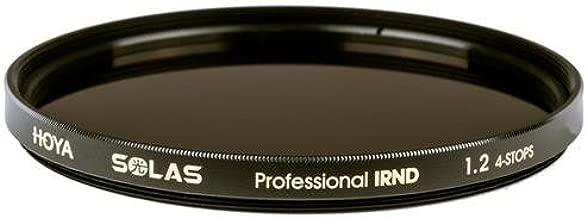 Hoya Solas IRND 1.2 67mm Infrared Neutral Density Filter