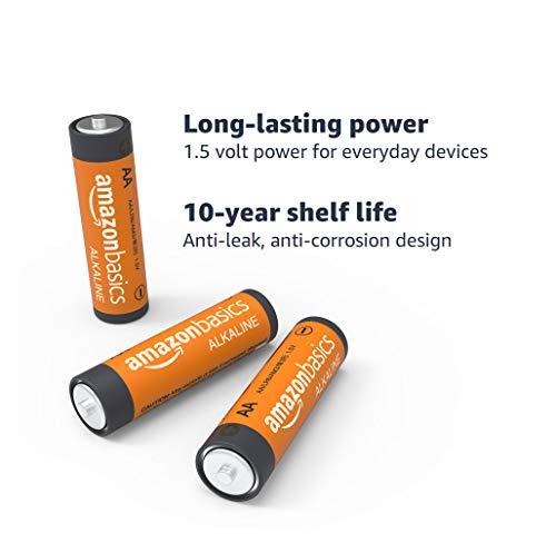 Amazonベーシック乾電池単3形アルカリ48個セット