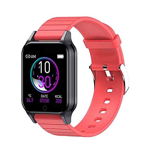 Smart Watch, 1.3 '' Full Touch Fitness Watch, 14 Modos Deportivos 5atm Reloj En Funcionamiento con Ritmo CardíAco Y Monitor De OxíGeno De Sangre, Relojes Inteligentes De GPS De NatacióN