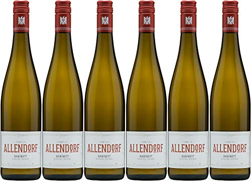 Allendorf Riesling VDP.Gutswein 2019 Trocken (6 x 0.75 l)