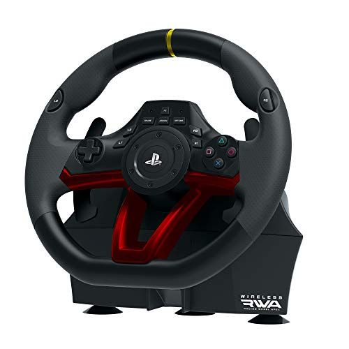Hori Volante Senza Fili Rwa Racing Wheel Apex Wireless (PS4/PC) - Ufficiale Sony - PlayStation 4