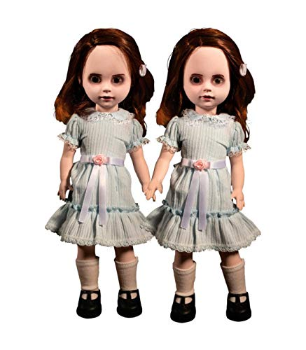 Mezco The Shining Talking Grady Twins Living Dead Dolls Standard