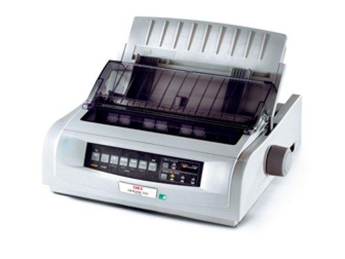 Stampante ad aghi, sistema di stampa 9 aghi a impatto, 80 colonne, 570 cps (caratteri al secondo)