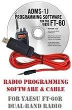 Yaesu FT-60 Series Two-Way Radio Programming Software & Cable Kit