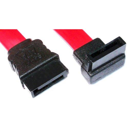 PCC-SATA45R Hard Disk and SSD SATA Data Right Angle Cable for PCs 45cm (~1.5 feet)