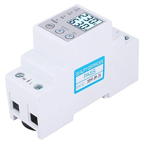 Jeanoko Dispositivo de protección de Voltaje de recuperación automática Protección contra subtensión...