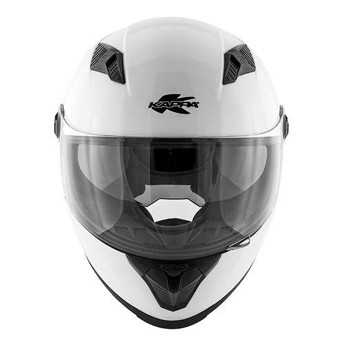 Casco integrale Kappa per moto e scooter in materiale termoplastico (M)