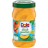 FRUIT & SUNSHINE:  Dole Fruit makes snack time easy, fun & delicious! Enjoy the refreshing taste of all natural peaches in 100% fruit juice. Now you can easily enjoy more fruit and sunshine every day in a convenient bowl. Great for lunches or snacks....