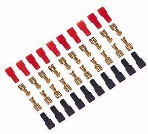 Faston Terminale Contatto Femmina 6,3X0,8 Coprifaston Cappuccio Capsul Rosso Nero