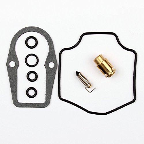 1x Kit Recompatible paración Carburador Aguja del flotador compatible para YAM XT 600 EH EN XTZ 660 H N